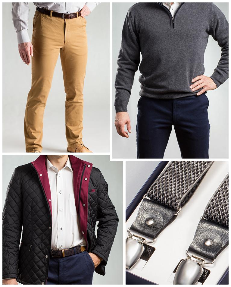 e7877a3c8edcc Odzież męska - Spodnie męskie Szczygieł